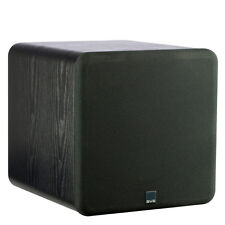 "SVS SB-1000 12"" Ultra Compact Sealed Subwoofer - Black Ash - Open Item"
