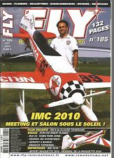 FLY N°185 PLAN : HM8 / IMC 2010 / ZLIN 526 GREAT PLANES / DLE 55 / CESSNA 185