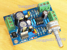 Full Direct Coupled Dual NE5532 OP-AMP Preamp Amplifier Preamplifier Board 12V