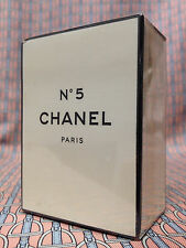 Vintage RARE 70s Chanel No 5 SEALED 1/2 oz 14 ml Extrait Pure Parfum OLD FORMULA