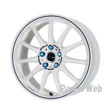 WORK EMOTION 11R 18x8.5 5-114.3 +47 +38 +30 WHT JDM WHEEL 18 *1rim price