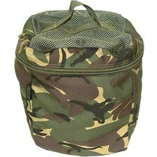CAMOUFLAGE BOOT BAG Military DPM camo hiking shoe case football trainers holder