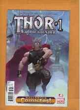 "New York Comic Con 2013 - Thor ""God Of Thunder"" Comic Book Lot"