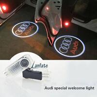 2X LED Projektor AUDI A6L TT A4L A6L R8 A6 A5 A3 A8 R8 Türlicht Logo Beleuchtung