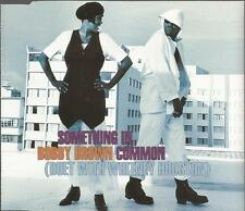 Whitney Houston & Bobby Brown - Something In Common 1993 CD single