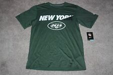 NWT Nike New York Jets Men's dri-fit t-shirt - size Small - Retails for $30!!!