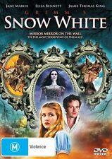 GRIMM'S SNOW WHITE Jane March DVD R4 - New