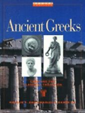 Ancient Greeks: Creating the Classical Tradition (Oxford Profiles)