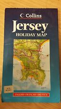 Jersey Holiday Map: Collins Map