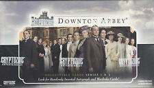 Factory Sealed Hobby Box of Downton Abbey Seasons 1 & 2 - from Cryptozoic