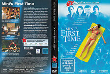 Mini`s First Time - DVD - Film - Video - Print Edition - 2 - ! ! ! ! !