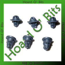APOCALYPSE SURVIVORS MEN BITS - TROOPER and POLICE HEADS - Wargames Factory