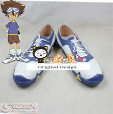Digimon Adventure tri. Digital Monster Tai Kamiya Taichi Yagami Cosplay Shoes