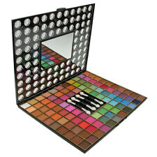 MAKE UP SET Eye Shadow Palette Beauty 98 COLORE SPECCHIO APPLICATORI COSMETICI