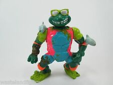 Ninja Turtles Sewer Surfin MIKE Michelangelo TMNT 1990 Playmates Action Figure