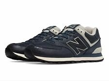 New Balance ML 574  Mens Uk 11 Eu 45.5 Blue Leather Brand New