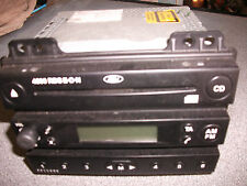 FORD FIESTA 02 TO 05  RDS 4500 CD PLAYER