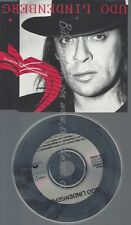 CD--UDO LINDENBERG -- - SINGLE -- EIN HERZ KANN MAN NICHT REPARIERN -3 TRACKS, -