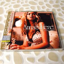 Anna Sahlene - It's Been A While JAPAN CD+2 Bonus Track W/OBI Mint #140-2