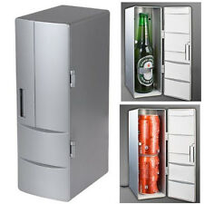 Mini USB Fridge Cooler Cola Coke Beer Cans Freezer Refrigerator Drink Fan Fridge