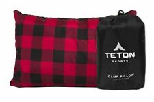 TETON Sports Camp Pillow, Black
