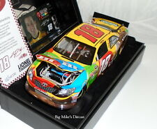 "2012 Kyle Busch #18 M&M's ""Elite"" Brand New 1/24 Scale Diecast DIN #45 of 250"