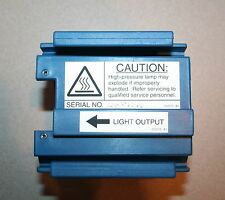 Perkin Elmer #222510 B1 High Pressure Xenon Arc Lamp Light
