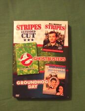 Classic Comedies Collection - Ghostbusters/Stripes/Groundhog Day (DVD, 2006)