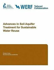 Advances in Soil Aquifer Treatment Research for Sustainable Water Reuse (Subject