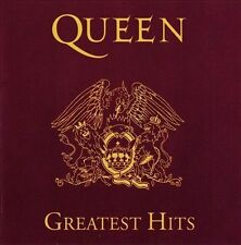 QUEEN CD GREATEST HITS FREDDIE MERCURY BRIAN MAY SEALED NEW