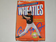 Opened Cal Ripken Collector's Edition Wheaties Cereal Box 2131 Consecutive Games