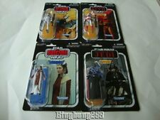 STAR WARS Kenner Vintage Coll - VC109 Clone VC110 Shock VC111 Leia VC115 Vader