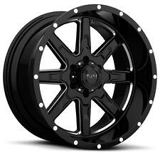 Tuff T15 10x20 5x139,7 Felgen für Dodge Ram 1500 Neu Offroad Style