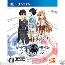 Sword Art Online: Hollow Realization PS Vita SONY JAPANESE NEW JAPANZON