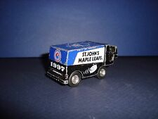 WHITE ROSE COLLECTIBLES 1997 ZAMBONI ST. JOHN'S MAPLE LEAFS A.H.L. DIE CAST TOY
