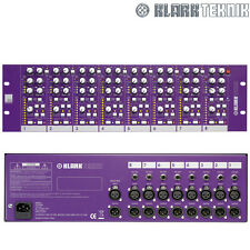 Klark Teknik SQ1D l Square One Dynamics 8-Channel Processor l Authorized Dealer