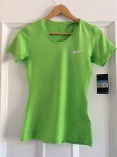 Ladies Nike Pro Dri Fit Hypercool Series Training/ Running Top. Size Medium