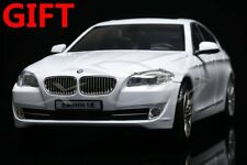 Car Model Norev BMW 5 series Sedan 550i 1:18 (White) + SMALL GIFT!!!