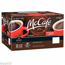 84ct McDonalds McCafe Premium Roast Coffee K-Cups Medium Roast NEW - Keurig
