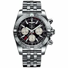 BREITLING Chronomat 44 AUTO Chrono Gents Watch AB042011/BB56/375A RRP £7840 NEW