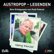 GEORG DANZER - AUSTROPOP-LEGENDEN   - CD NEUWARE