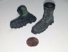 (1:6,1/6th scale) Hot Toys ALIENS - USCM Marine Jungle Boots (from Hudson,Drake)