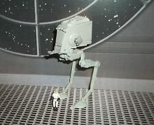 STAR WARS ACTION FLEET AT-ST SCOUT WALKER OF BATTLE PACK #2 W DRIVER MINI FIGURE
