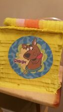 Scooby Doo Pinata with Sweets Birthday Party & Stick Can be personalised