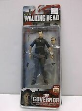 The Walking Dead THE GOVERNOR Action Figure, TV Series 4 (McFarlane Toys) *MINT*