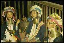 481068 Padaung Giraffe Women Burma A4 Photo Print