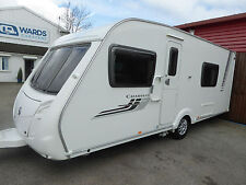 Swift Charisma 550 4 berth 2010, mover & porch awning ***VERY TIDY***
