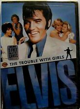 The Trouble With Girls (DVD, 2007) Elvis Presley - NEW/SEALED - FREE US S/H READ