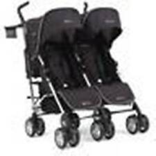 NUOVO PVC Raincover FIT SILVER CROSS POP DUO TWIN BUGGY Raincover