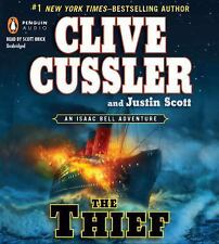 The Thief (An Isaac Bell Adventure), Scott, Justin, Cussler, Clive, New Book